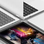 Notebook Teclast F6 Pro w świetnej cenie - laptop po złożeniu