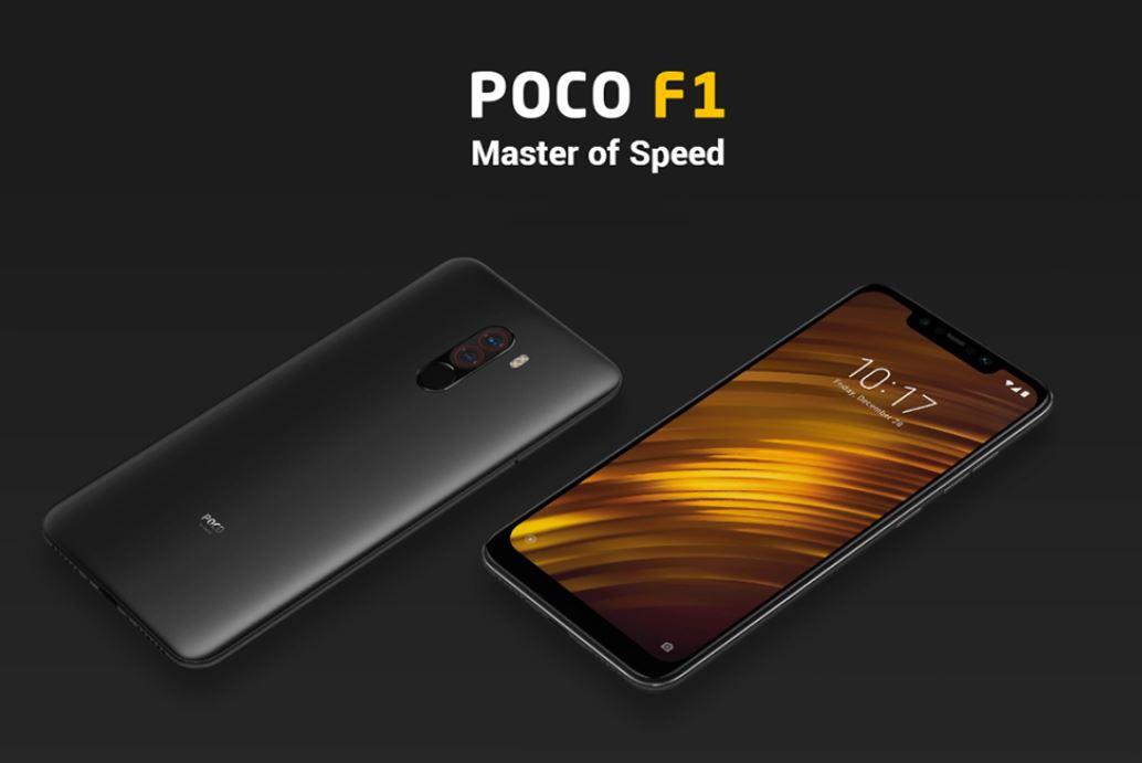 nowe dostawy i nowe promocje na 2019 rok w geekmaxi.com - Xiaomi Poco F1