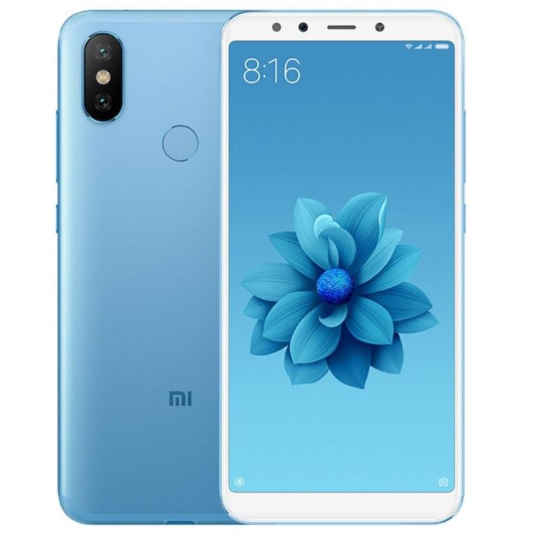 Wiosenna wyprzedaż GeekMaxi.com - Xiaomi Mi A2 6GB 128GB Blue
