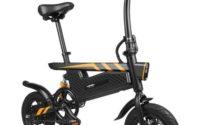 Wiosenna wyprzedaż GeekMaxi.com - rower elektryczny FreeAurora ZiYouJiGuang T18 Bike