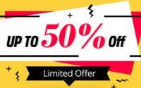 Wyprzedaż GeekMaxi.com - obniżki do 50%