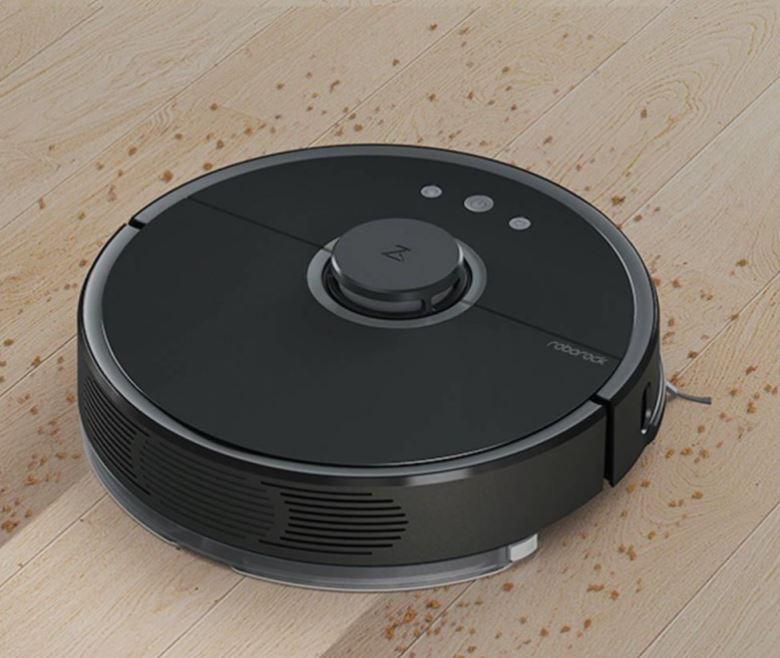 Wyprzedaż GeekMaxi.com - obniżki do 50% - Roborock S55 Vacuum Cleaner