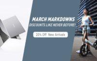 Marcowa wyprzedaż Geekmaxi.com - rabaty 20% na nowe produkty