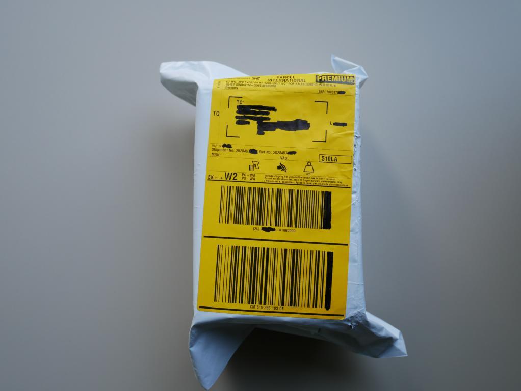 Oczyść powietrze za 100 zł z Alfawise Ai 202 - recenzja - paczka z Gearbest