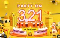 Promocja z okazji 5. urodzin Gearbest