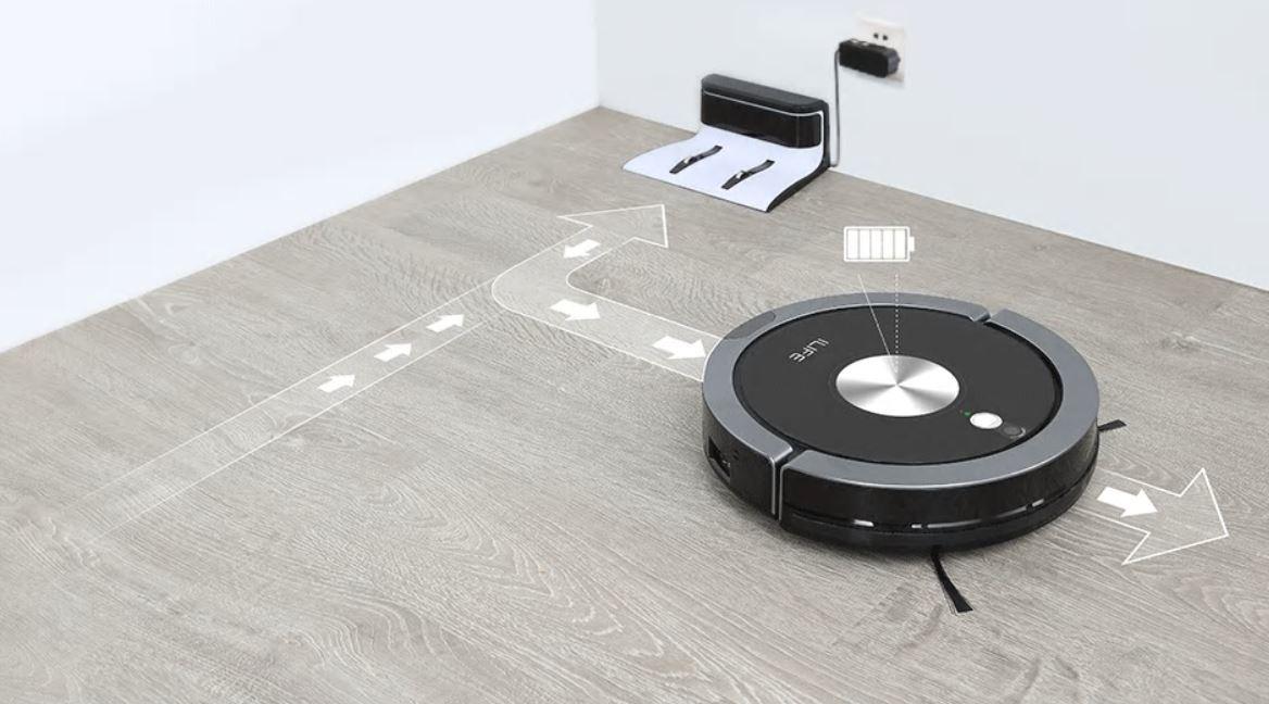 Robot odkurzający iLife A9S już w sprzedaży - automatyczny powrót do bazy iLife A9S