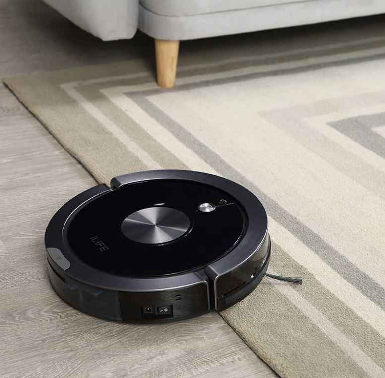 Robot odkurzający iLife A9S już w sprzedaży - iLife A9S wjeżdża na dywan