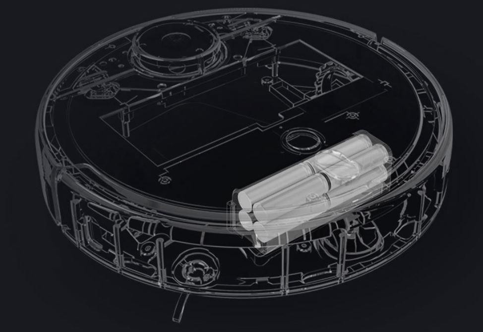 Robot odkurzający Xiaomi Mijia 1S już w sprzedaży - większa pojemność baterii
