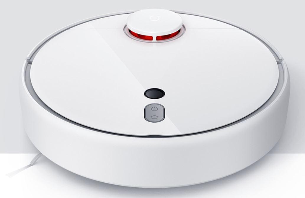Robot odkurzający Xiaomi Mijia 1S już w sprzedaży - wygląd robota