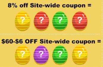 Wielkanocna wyprzedaż na Banggood.com - kody rabatowe