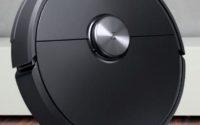 Roborock S6 - wersja czarna - ranking robotów sprzątających