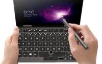 Wyprzedaż laptopów kieszonkowowych w geekbuying - One Mix 2s premium