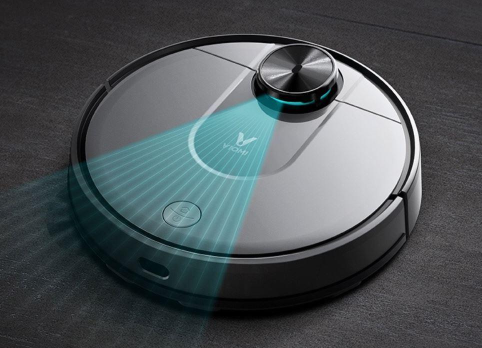 Odkurzacz bezprzewodowy Xiaomi VIOMI V2 Robot Vacuum Cleaner