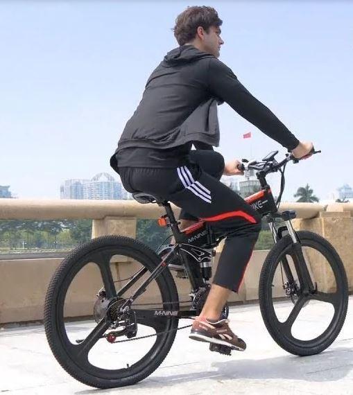 promocja na rower elektryczny SAMEBIKE LO26 - promocja na pojazdy elektryczne