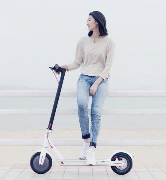 promocje na hulajnogi elektryczne - Xiaomi Electric Scooter M365