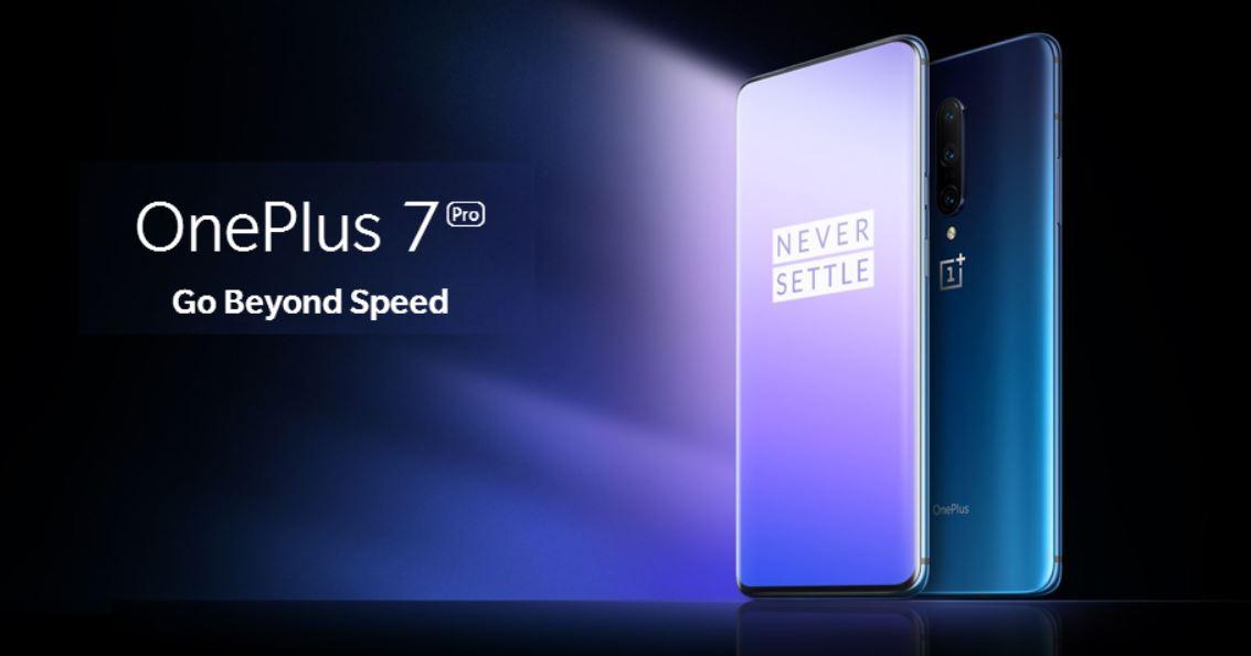 Topowe telefony w świetnych cenach na Banggood.com - OnePlus 7 Pro preorder
