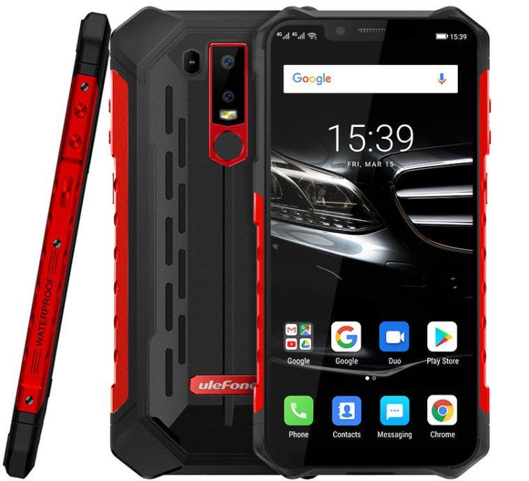 Topowe telefony w świetnych cenach na Banggood.com - ULEFONE ARMOR 6E