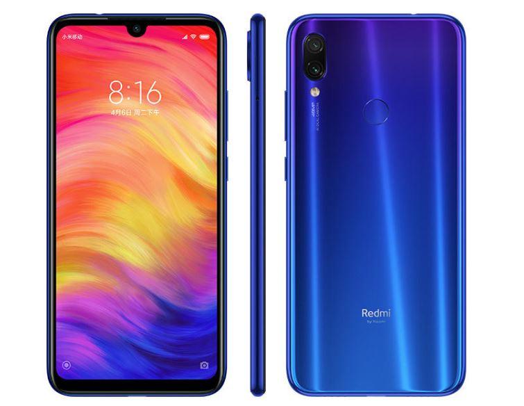 Topowe telefony w świetnych cenach na Banggood.com - Xiaomi Redmi Note 7