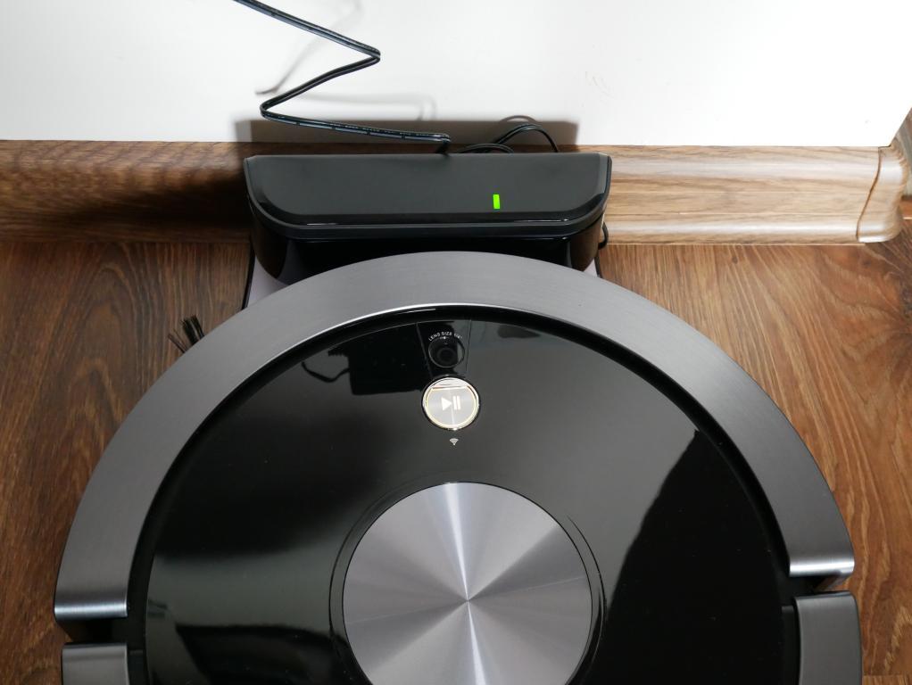 iLife A9S – recenzja robota odkurzającego - ładowanie