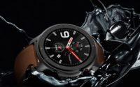 Smart Watch Amazfit GTR z Gearbest - wodoodporność