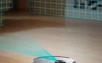 Robot odkurzający Xiaomi Viomi V2 PRO - laserowe skanowanie pomieszczeń