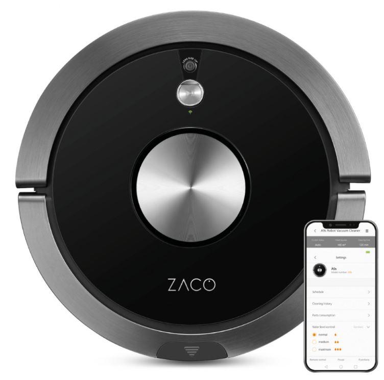 nowa marka - ZACO zastępuje iLife - ZACO A9S
