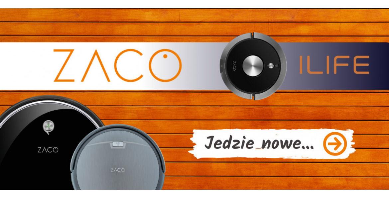 nowa marka - ZACO zastępuje iLife