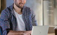 Premiera mini laptopa Magic-Ben MAG1 - w trakcie pracy