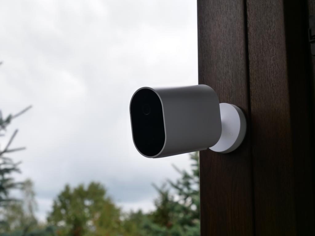 Xiaomi Mijia CMSXJ11A - recenzja bezprzewodowej kamery IP - kamera na podwórku