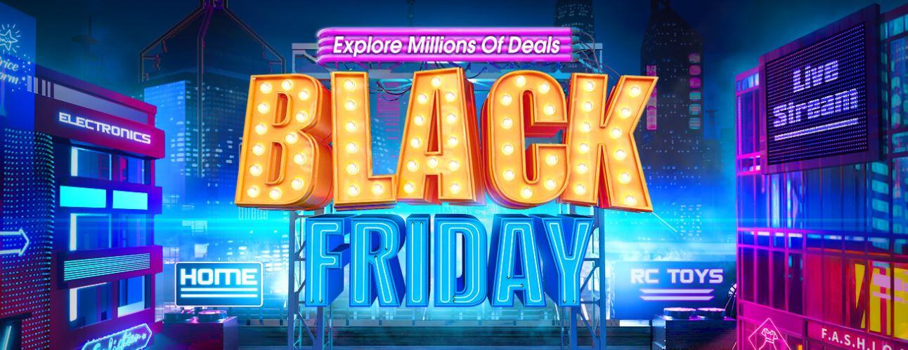 Black Friday już ruszył w chińskich sklepach - promocja Banggood z okazji Black Friday