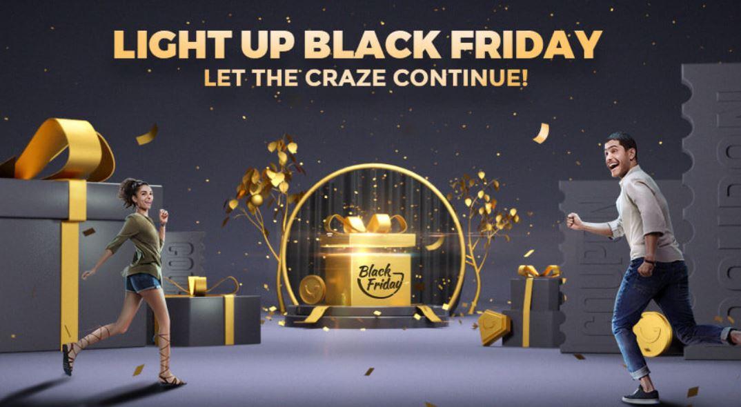 Black Friday już ruszył w chińskich sklepach - promocja GearBest z okazji Black Friday