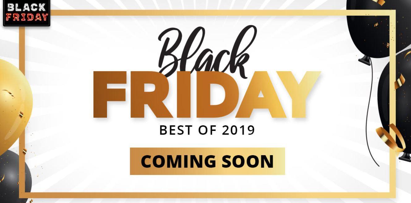 Black Friday już ruszył w chińskich sklepach - promocja Geekbuying z okazji Black Friday
