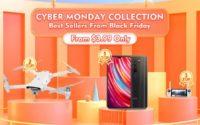 Cyber Monday na Aliexpress i w innych chińskich sklepach - Cyber Monday Banggood