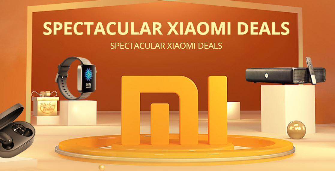 Cyber Monday na Aliexpress i w innych chińskich sklepach - Cyber Monday Gearbest - promocje i kody rabatowe Xiaomi