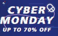 Cyber Monday na Aliexpress i w innych chińskich sklepach - Cyber Monday Geekbuying