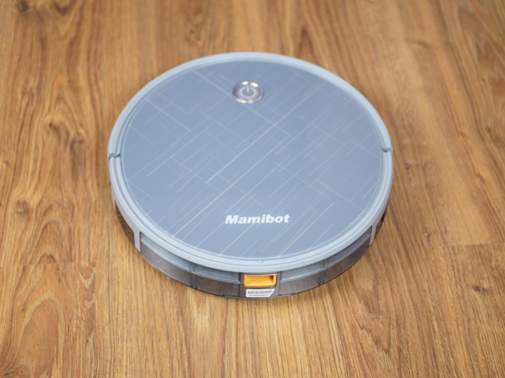 Mamibot Grey - recenzja robota sprzątającego 2 w 1