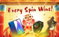 Promocja Banggood na Chiński Nowy Rok - loteria noworoczna