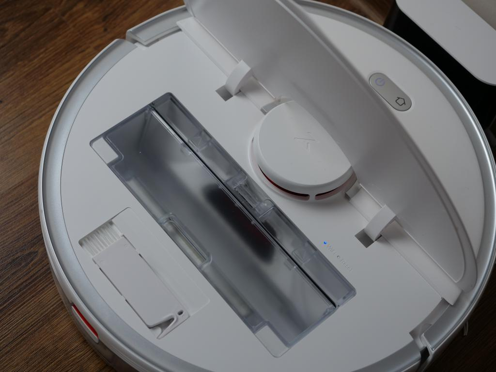 Roborock S5 Max - recenzja - lampka wi-fi