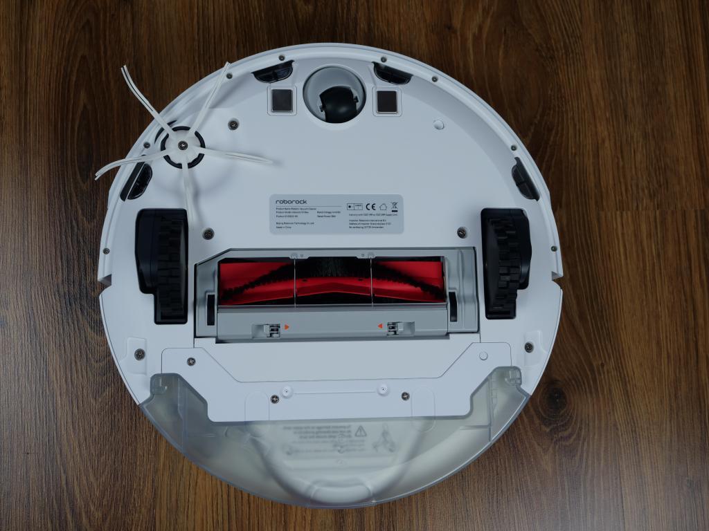 Roborock S5 Max - recenzja - robot z pojemnikiem na wodę