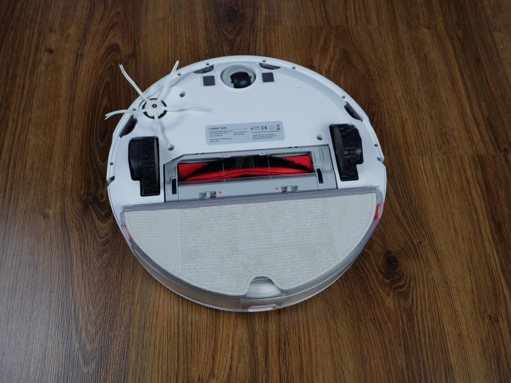 Roborock S5 Max - recenzja - z mopem