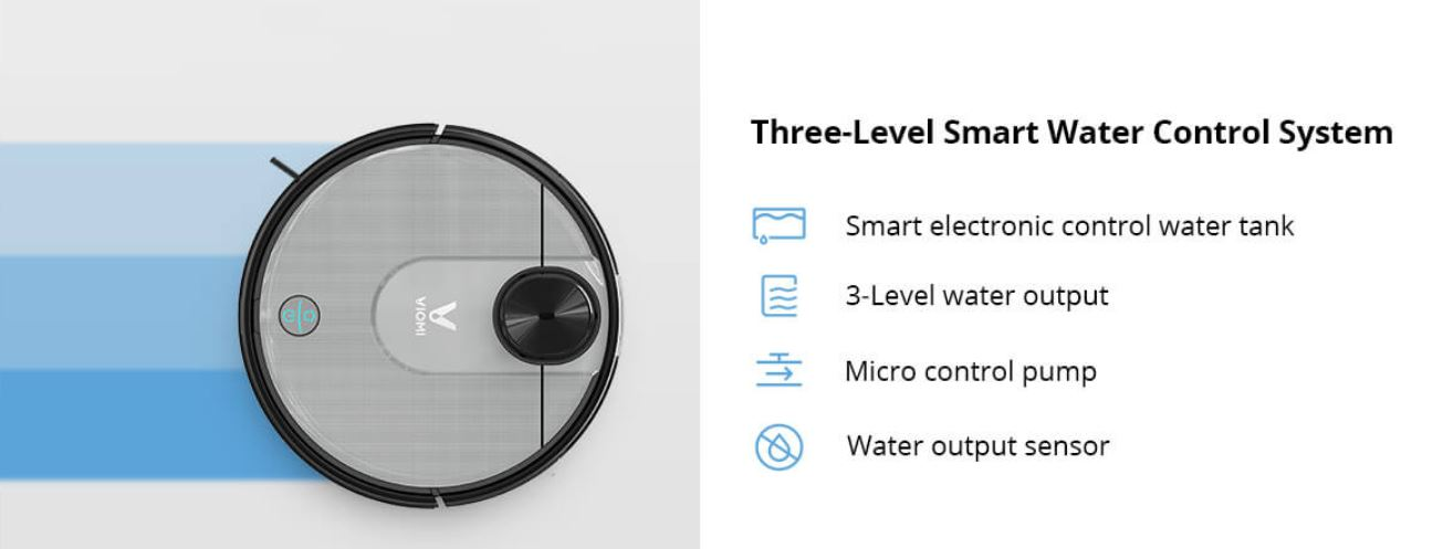 Xiaomi Viomi V2 PRO - promocja z dostawą z polskiego magazynu - kontrola upuszczanej wody