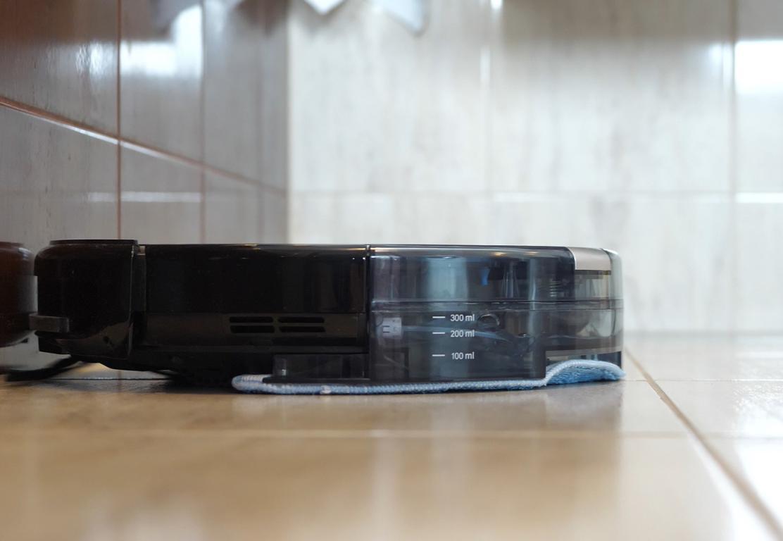 Zaco A8S - mopowanie podłogi