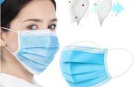 Wyprzedaż artykułów ochorny zdrowia na dealextreme.com - epidemia koronawirusa z Chin - maseczki ochronne
