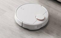 Xiaomi MI Home STYJ02YM Robot Vacuum Cleaner już w europejskiej dystrybucji - wersja biała robota sprzątającego