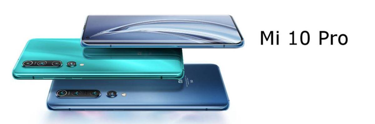 smartfon Xiaomi Mi 10 PRO - wyprzedaż, kod rabatowy