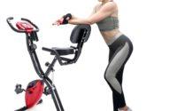 Zadbaj o formę i stwórz domową siłownię - rower stacjonarny Merax X-Bike