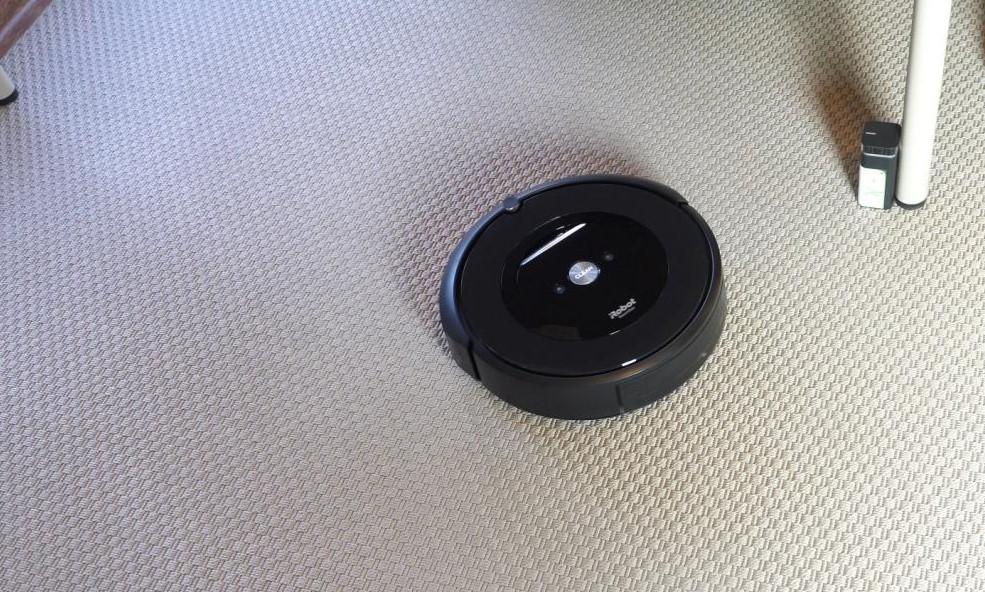 Recenzja iRobot Roomba e5 - wirtualna ściana