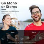 Tronsmart Onyx Free - premiera słuchawek Bluetooth w rewelacyjnej cenie - działają w mono i stereo