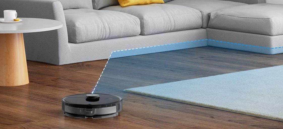 Nowy kod rabatowy na Roborocka S5 Max - laserowa nawigacja