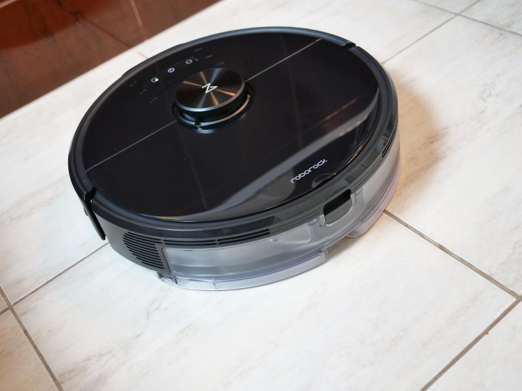 Roborock S6 maxV - recenzja robota sprzątającego z inteligentnym rozpoznawaniem przeszkód - mopowanie